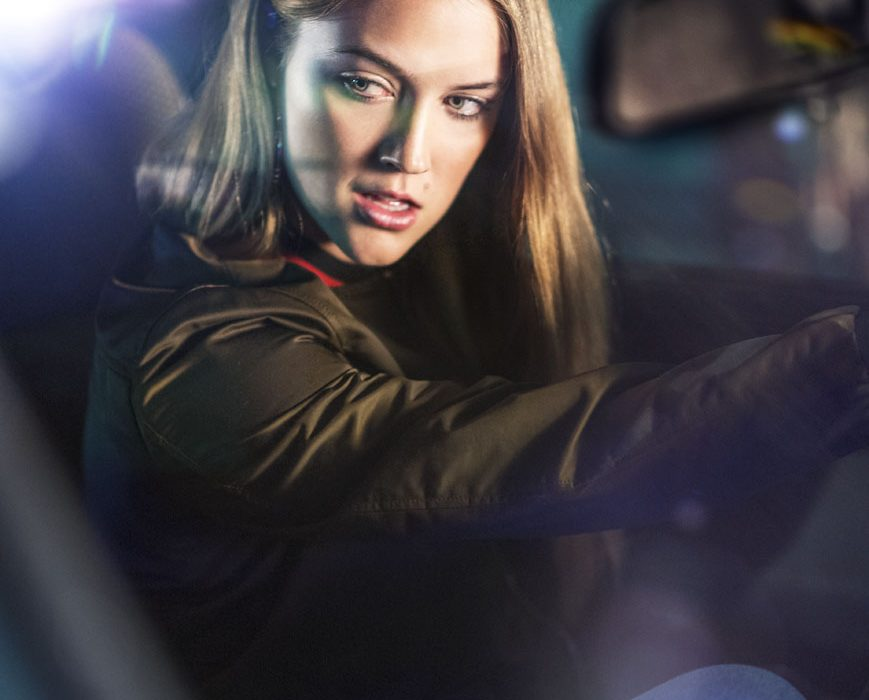 Mikayla Mcclean for Toyota Yaris Hybrid