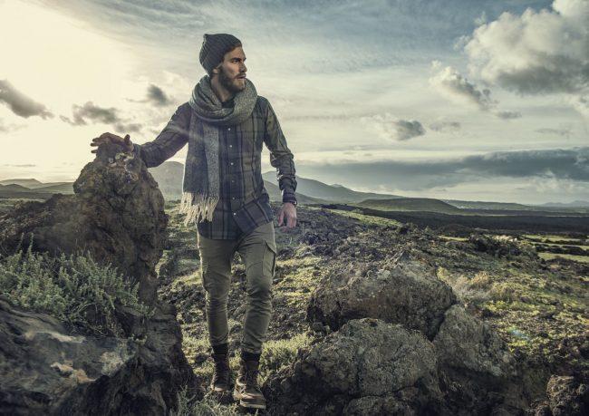 Landscape Fashion Photography Lanzarote
