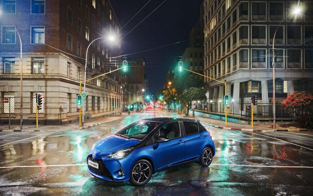 Toyota Yaris Hybrid 2017