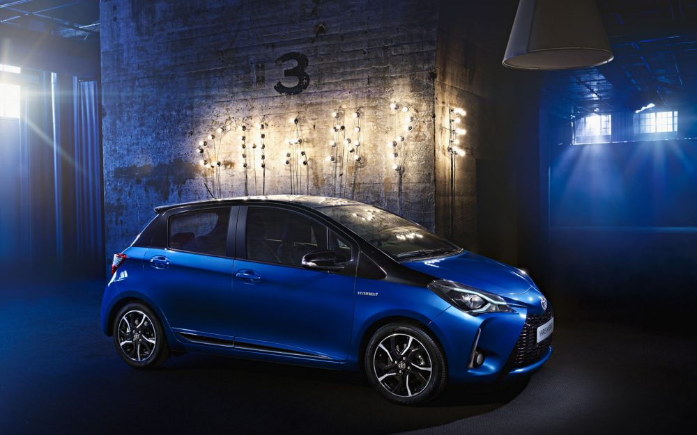 Toyota Yaris Hybrid chance